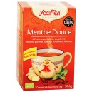YOGI TEA MENTHE DOUCE THE ASSAM SNACK TEA 17 SACHETS BIO