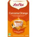 YOGI TEA CURCUMA ORANGE BIO