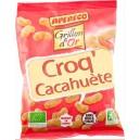 CROQ CACAHUETE 50G APÉRO/BASE MAÏS BIO