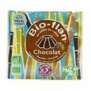 BIOFLAN CHOCOLAT 11G BIO EQUITABLE SANS SUCRE BIO