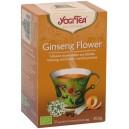 YOGI TEA GINSENG 17 SACHETS BIO